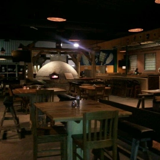 Photo taken at Mountain State Brewing Co. by Page K. on 12/5/2011