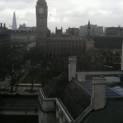 Photo taken at Queen Elizabeth II Conference Centre by Dave F. on 3/6/2012