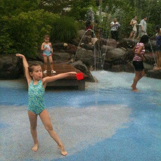 Photo taken at Brooklyn Bridge Park - Pier 6 by Joanna S. on 6/30/2012