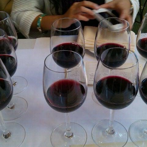Photo taken at Village California Bistro & Wine Bar by Anna V. on 12/2/2011