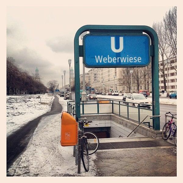 Photo taken at U Weberwiese by Donald B. on 2/13/2012