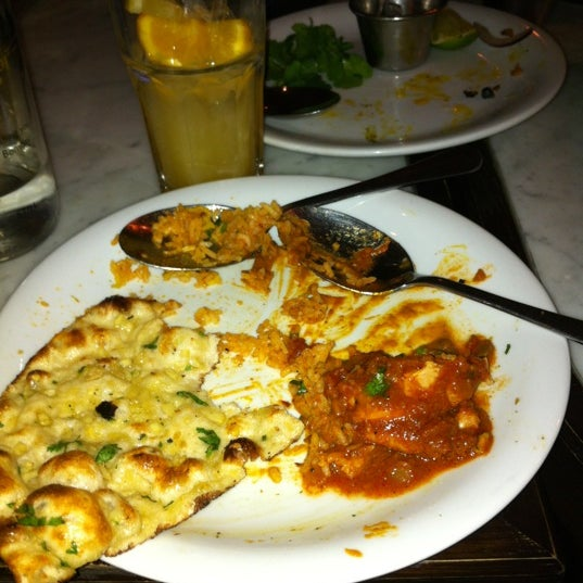 Photo taken at Dishoom by Eb A. on 4/20/2012