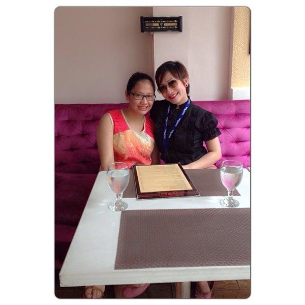 Photo taken at Sweet Bella Cafe by Chu B. on 8/14/2013