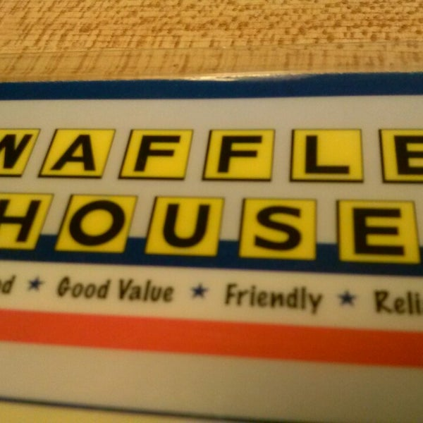 Photo taken at Waffle House by Michael F. on 3/16/2013