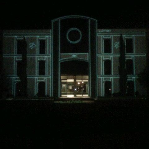 Photo taken at Universidad Autónoma de Durango Campus Zacatecas by Abad G. on 4/10/2013