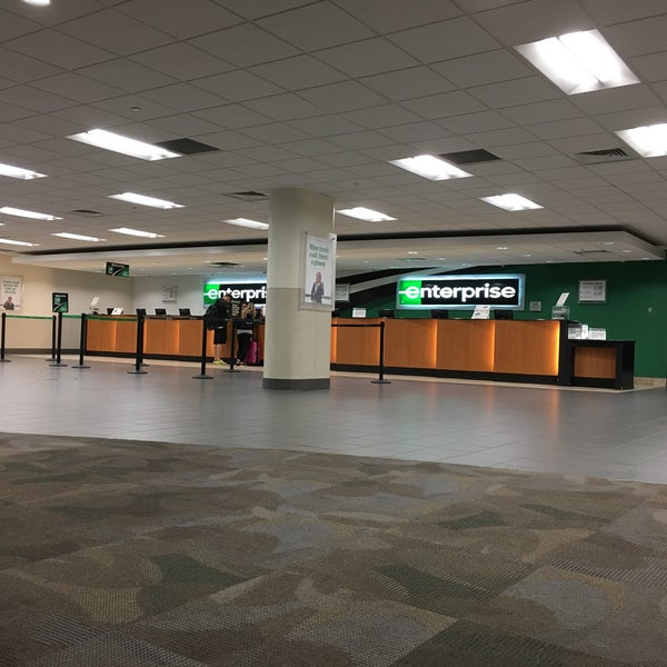 Enterprise car rental den airport 15