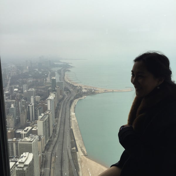 Photo taken at John Hancock Center by Prim P. on 3/25/2015