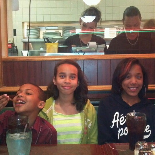 Photo taken at Gondolier Pizza by Veronica M. on 4/21/2013
