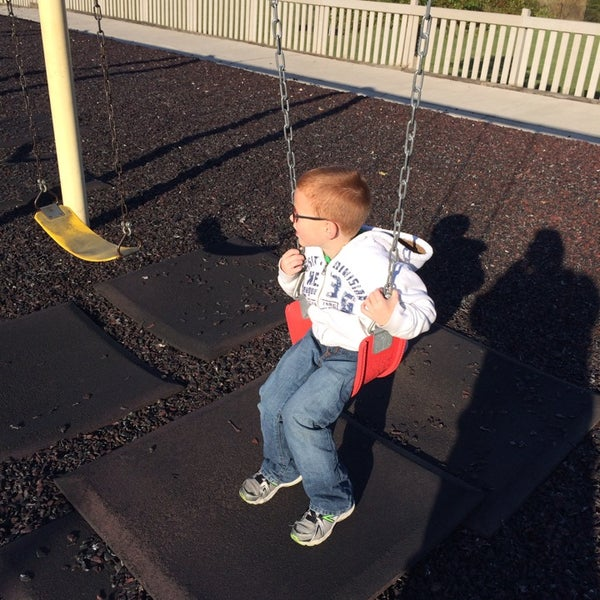 Photo taken at Annie's Playground by Christopher R. on 10/27/2013