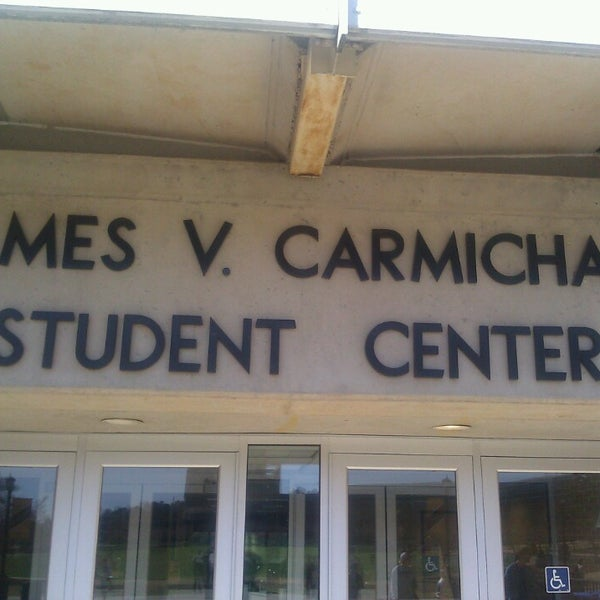 Photo taken at Carmichael Student Center by Travis C. on 3/19/2013