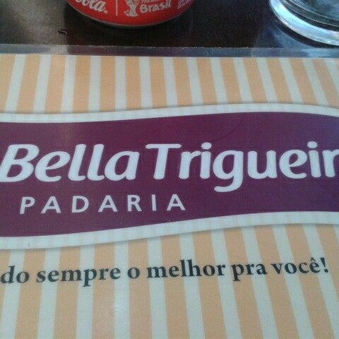 Photo taken at Bella Trigueira Padaria by Lucas B. on 3/21/2013