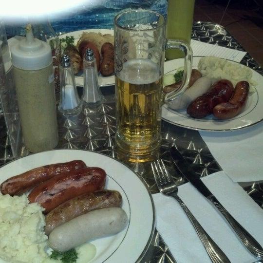Karls Sausage Kitchen Menu