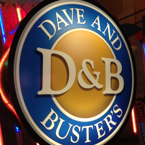 Photo taken at Dave & Buster's by Cayce C. on 5/7/2013