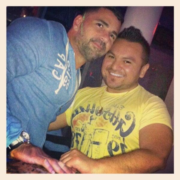Photo taken at Eros Lounge by Vixen A. on 12/5/2012