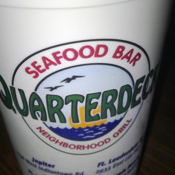 Photo taken at Quarterdeck Restaurant by Izzy P. on 5/12/2013