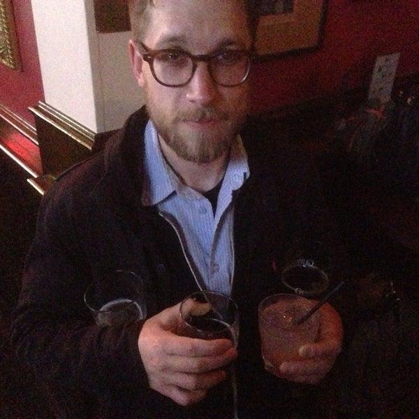 Photo taken at Blarney Stone Bar & Restaurant by Kyle B. on 5/11/2013