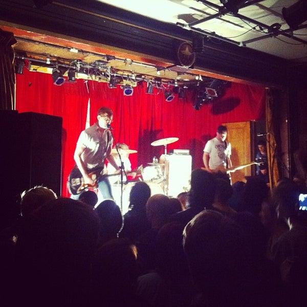 Photo taken at La Sala Rossa by CultMTL on 4/9/2013