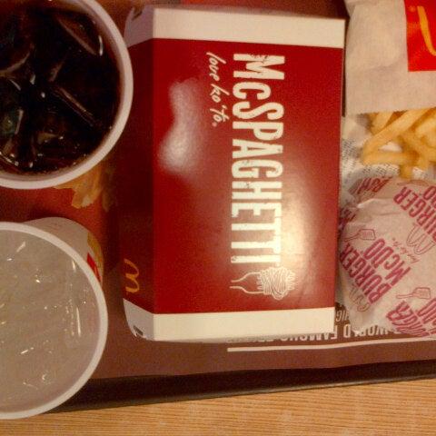 Photo taken at McDonald's by Meg G. on 5/9/2013