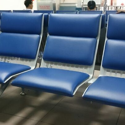 Photo taken at Tan Son Nhat International Airport (SGN) by Eddy S. on 6/7/2013