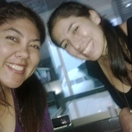 Photo taken at Gate 5 Aeropuerto Internacional Juan Santamaria by Lauren J. on 8/11/2014