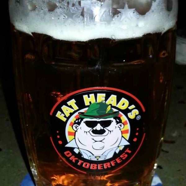 Photo taken at Fat Head's Brewery & Saloon by John R. on 5/16/2013