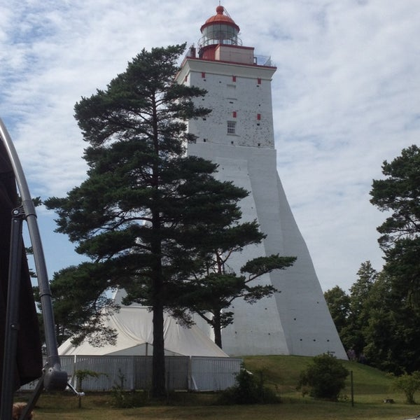 Photo taken at Kõpu tuletorn  | Kõpu Lighthouse by Elo K. on 7/13/2014