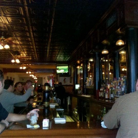 Photo taken at Half Moon Saloon by Cindi C. on 9/29/2012