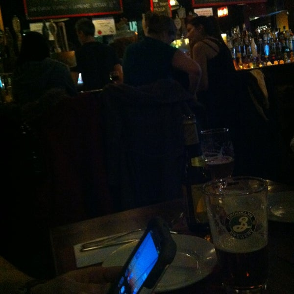 Photo taken at Waterfront Ale House by Suree on 2/26/2013