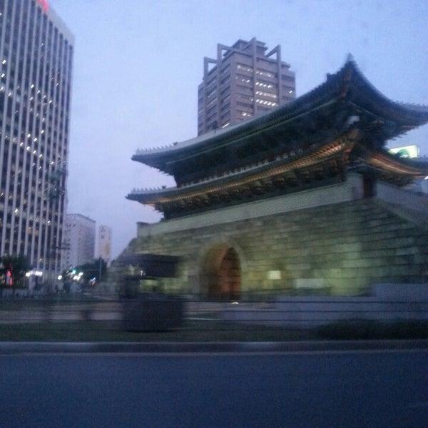Photo taken at 숭례문 (崇禮門, Sungnyemun) by Patrick K. on 5/15/2013
