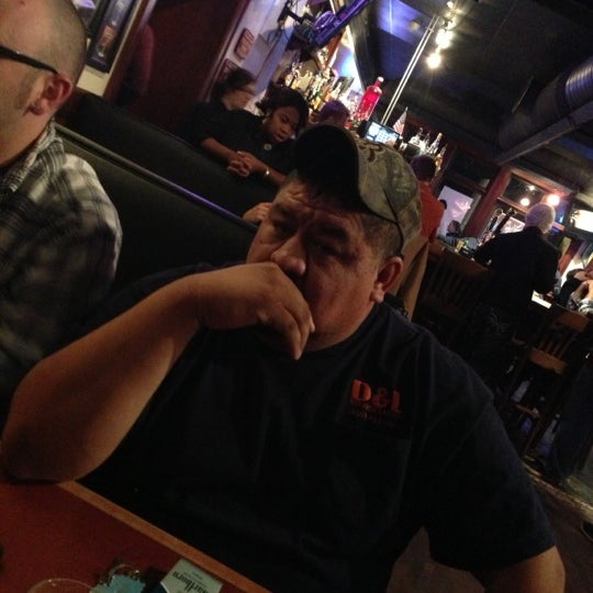 Photo taken at Humphrey's Bar and Grill by Stephanie C. on 11/6/2012