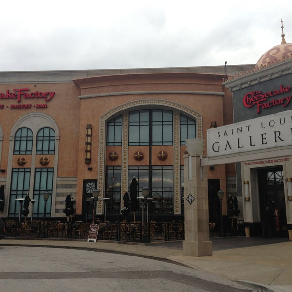 St Louis Galleria Clothing Stores