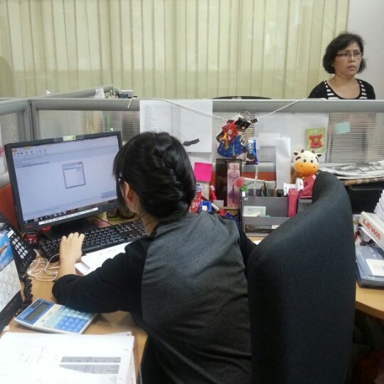 Photo taken at LEWA PTE LTD by Amos on 10/10/2012