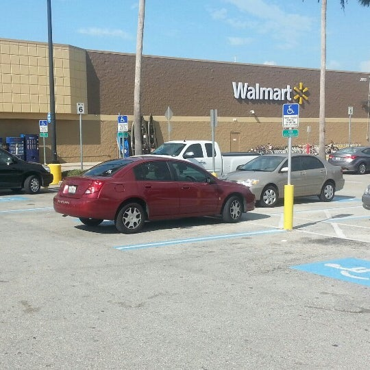 Photo taken at Walmart Supercenter by Devlin S. on 6/12/2013