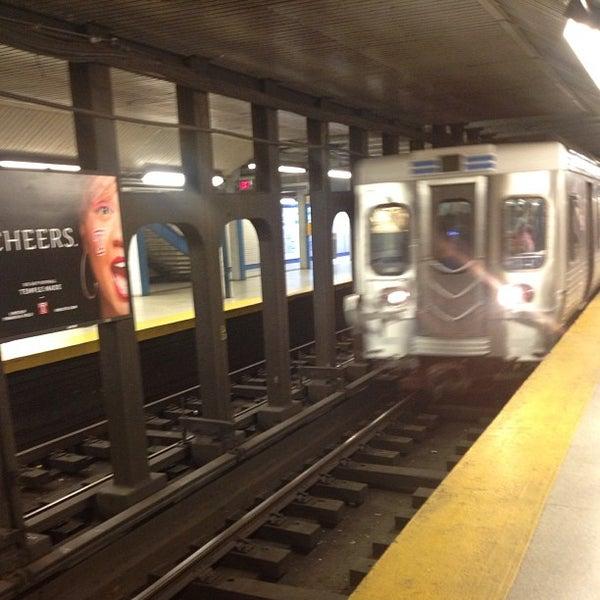 Photo taken at SEPTA: 15th Street Station (MFL/TRL) by Jeff K. on 9/29/2012