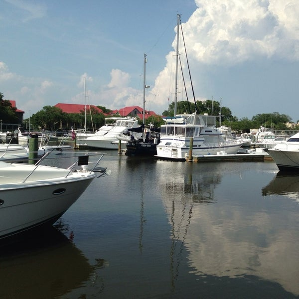 Photo taken at Shelter Cove Marina by Gary M. on 7/30/2013