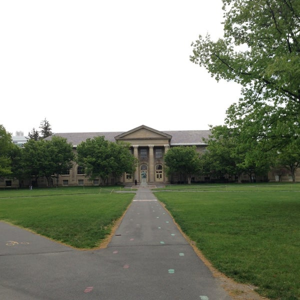 Photo taken at Cornell University by Domo on 5/18/2013