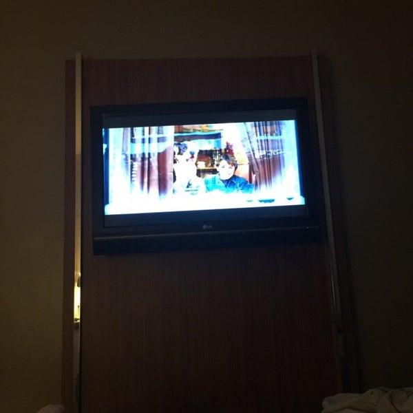 Photo taken at DoubleTree by Hilton Hotel Metropolitan - New York City by Cc M. on 12/18/2015