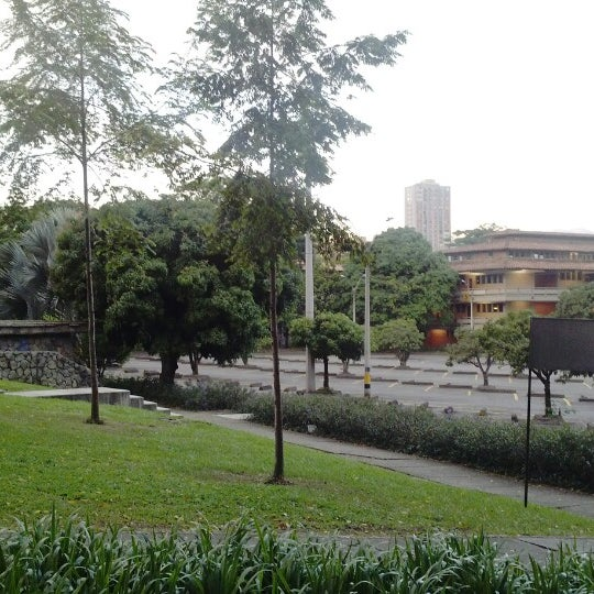 Photo taken at University of Antioquia by Gloria R. on 7/28/2013