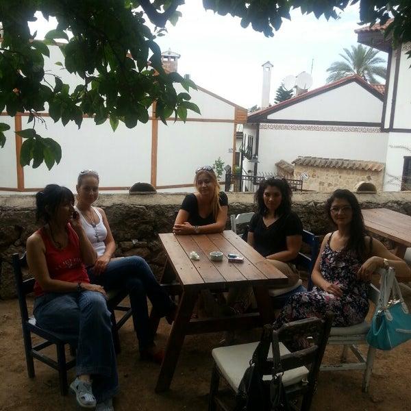 Photo taken at Bademaltı by Pınarr S. on 6/14/2013