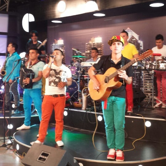 Photo taken at Multimedios Televisión by Zoom D. on 6/12/2014