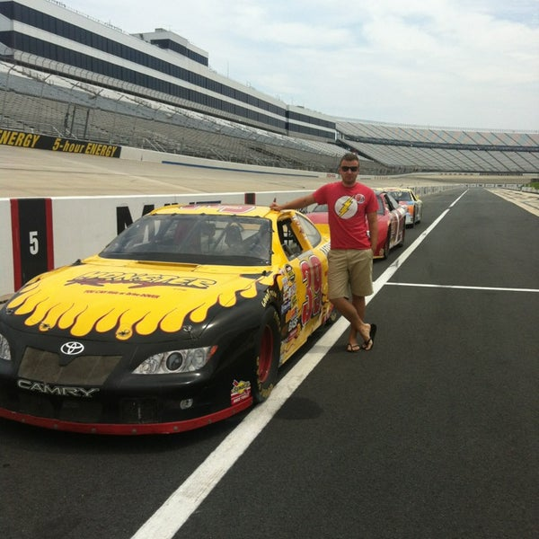 Photo taken at Dover International Speedway by Ivan F. on 6/16/2013
