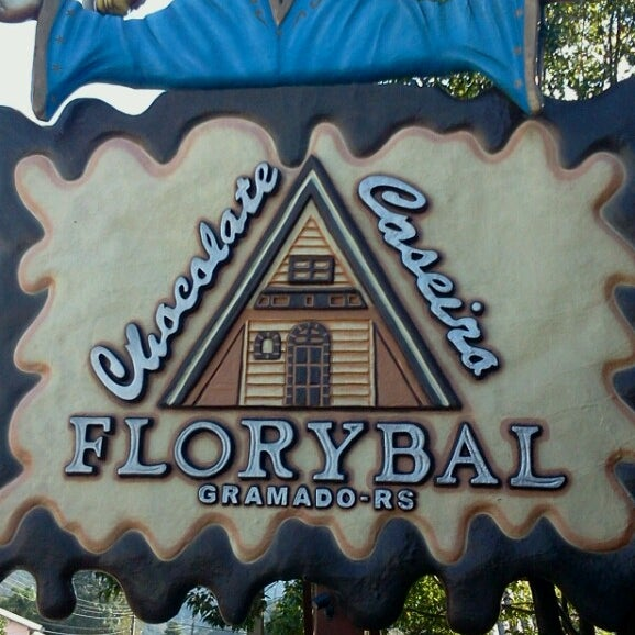 Photo taken at Florybal Chocolates by Rodrigo M. on 5/2/2013
