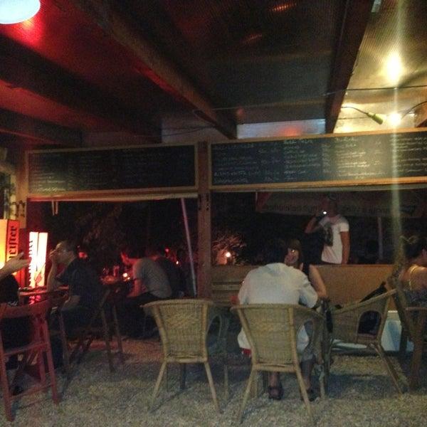 Photo taken at Bobek Cafe by Yassin H. on 7/18/2013