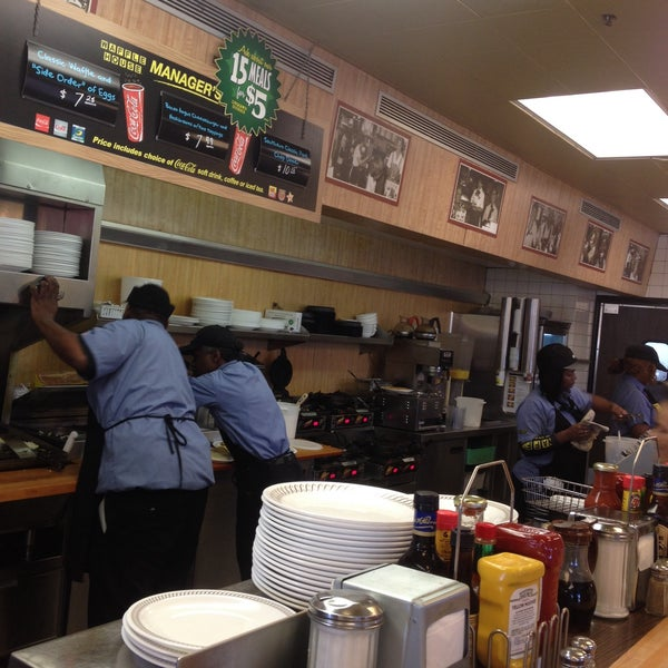 Photo taken at Waffle House by Patrick B. on 1/26/2015