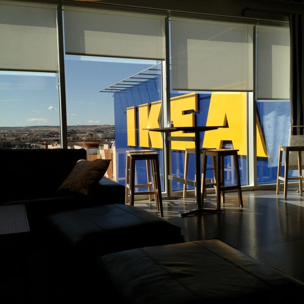 Photo taken at IKEA Centennial by Deb C. on 3/30/2013