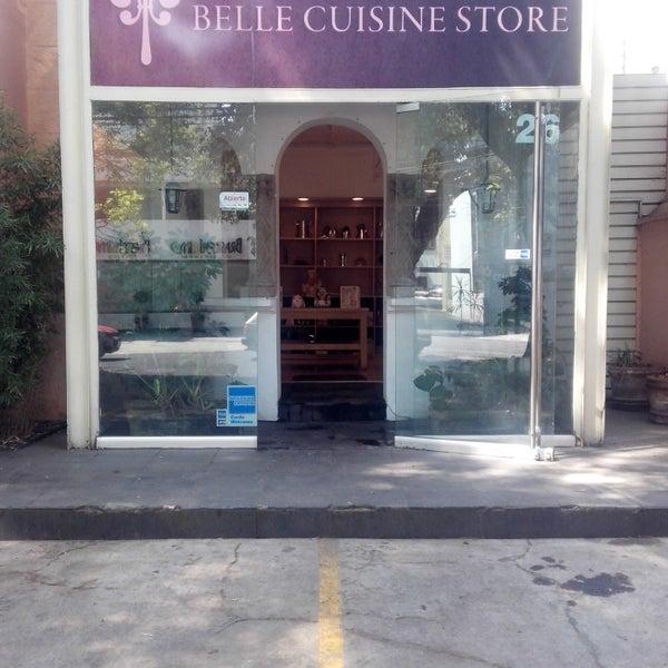 belle cuisine tienda polanco