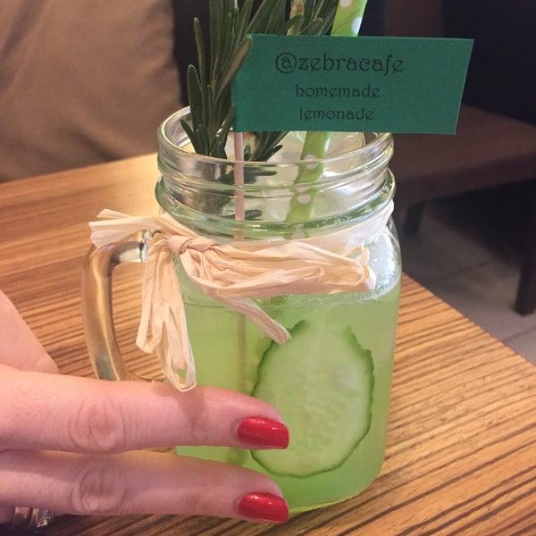 Photo taken at Zebra Café by Natali Õ. on 5/5/2016