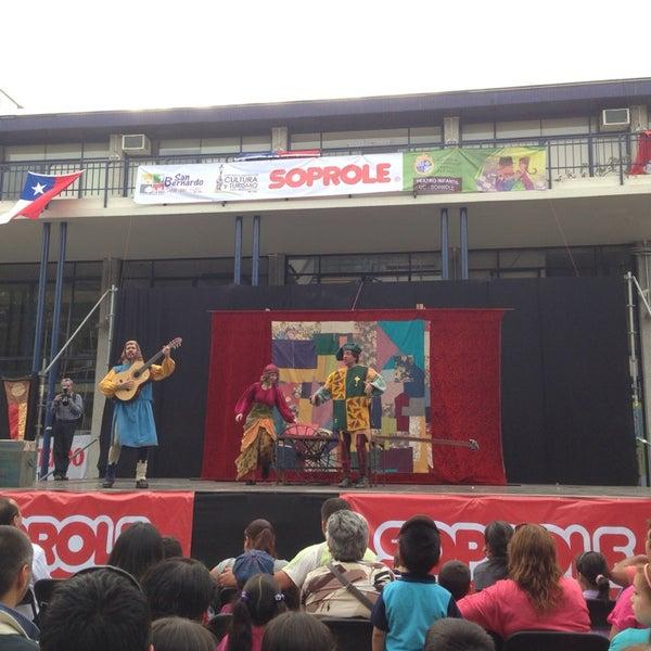 Photo taken at Municipalidad de San Bernardo by Aníbal C. on 10/26/2013