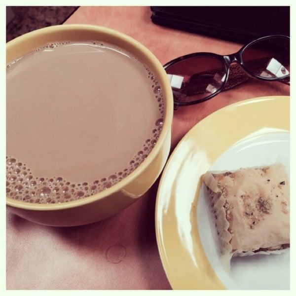 Photo taken at Spasso Coffeeshop by Koline on 4/19/2014
