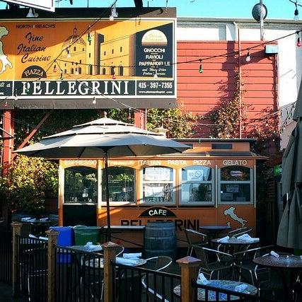 Cafe Pellegrini San Francisco